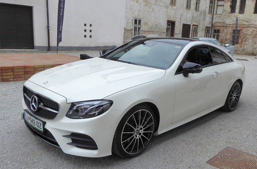 Mercedes - Benz E-Coupe