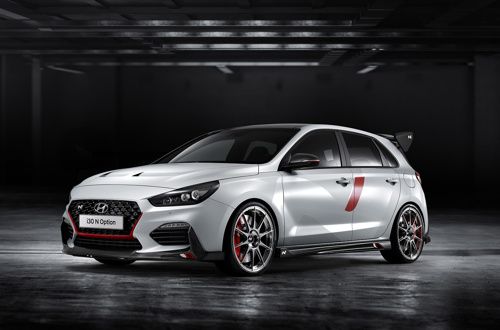 Ultimativni hyundai i30 fastback N