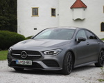 TEST: Mercedes-Benz CLA 220 Coupé